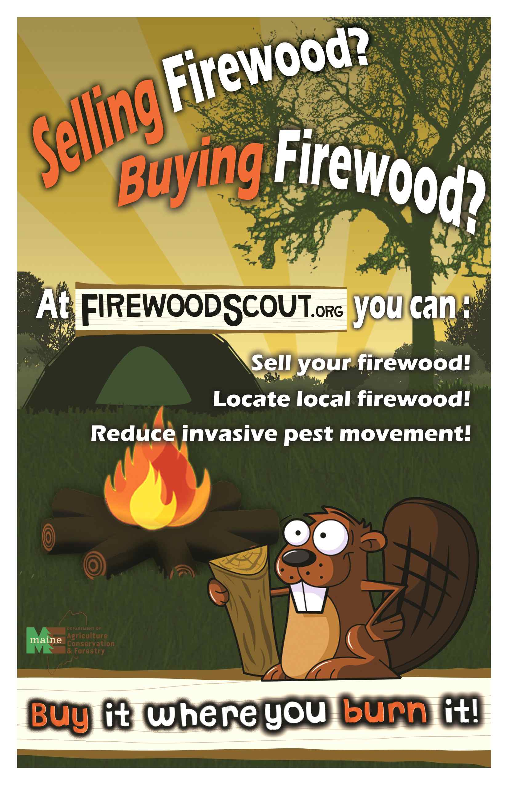 FirewoodScout for web