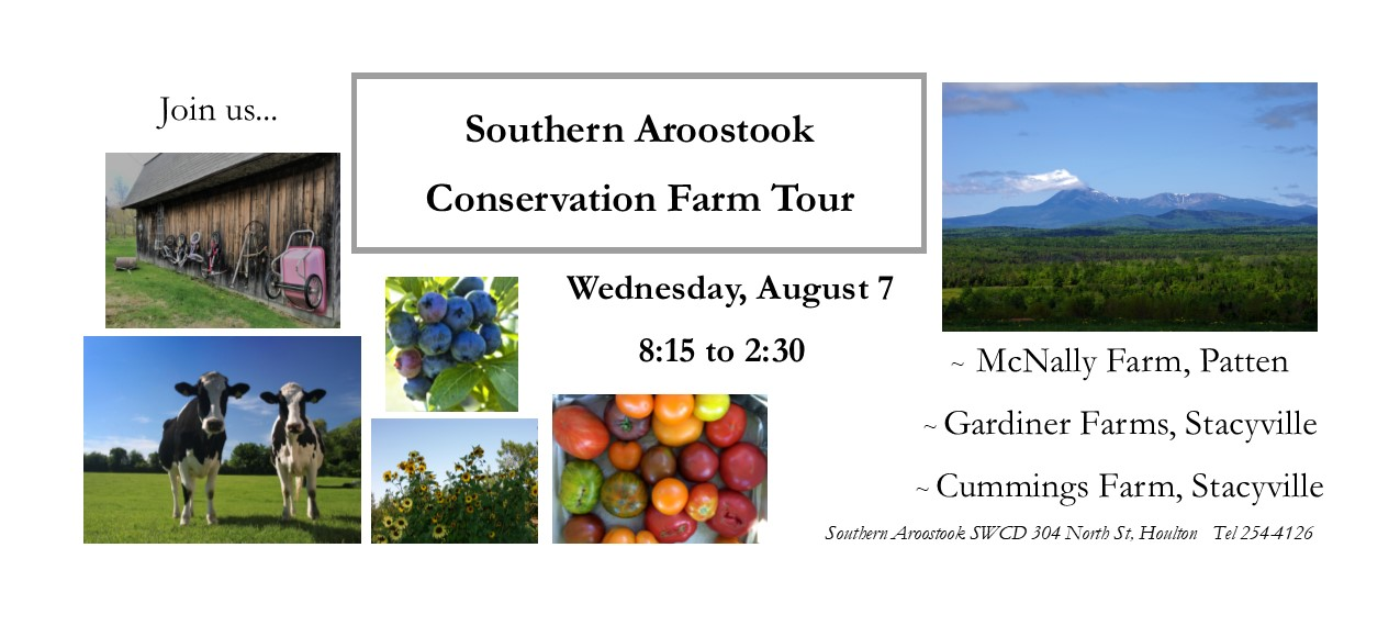 Conservation Farm Tour